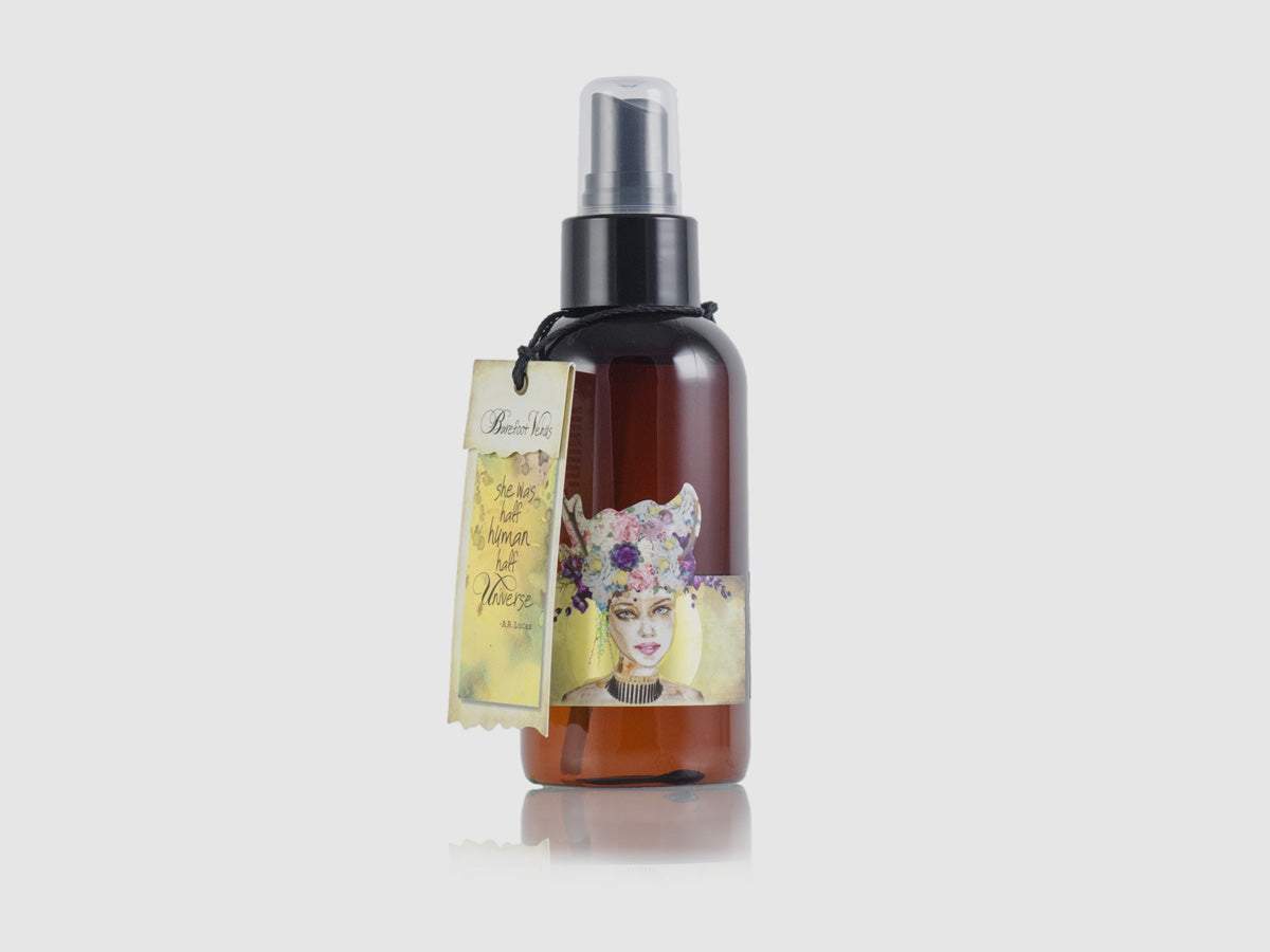 Lemon Freckle Argan Dry Oil