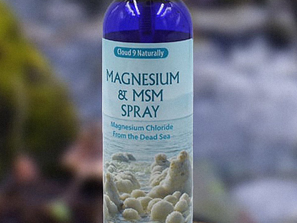 Magnesium & MSM Spray