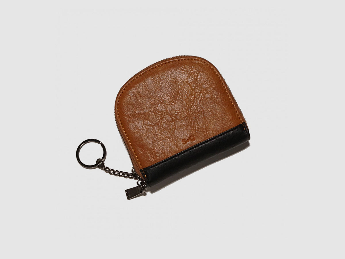 Stella Card Case - Camel