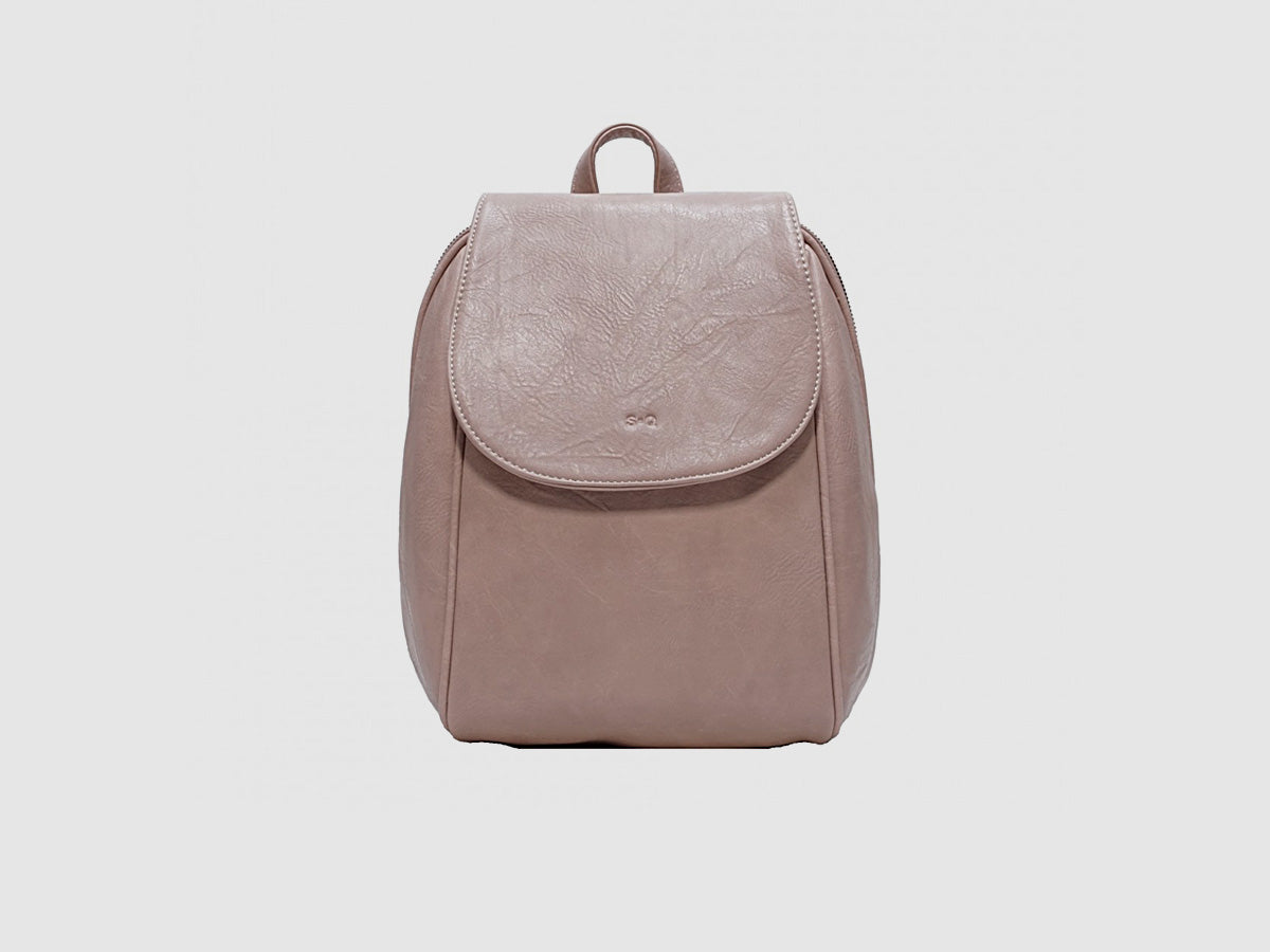 Jada Convertible Backpack - Petal Pink