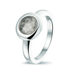 asring zilver rond