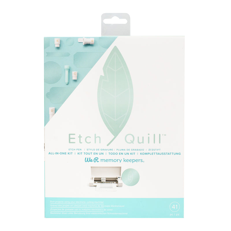 Etch Quill - Kit - WRMK