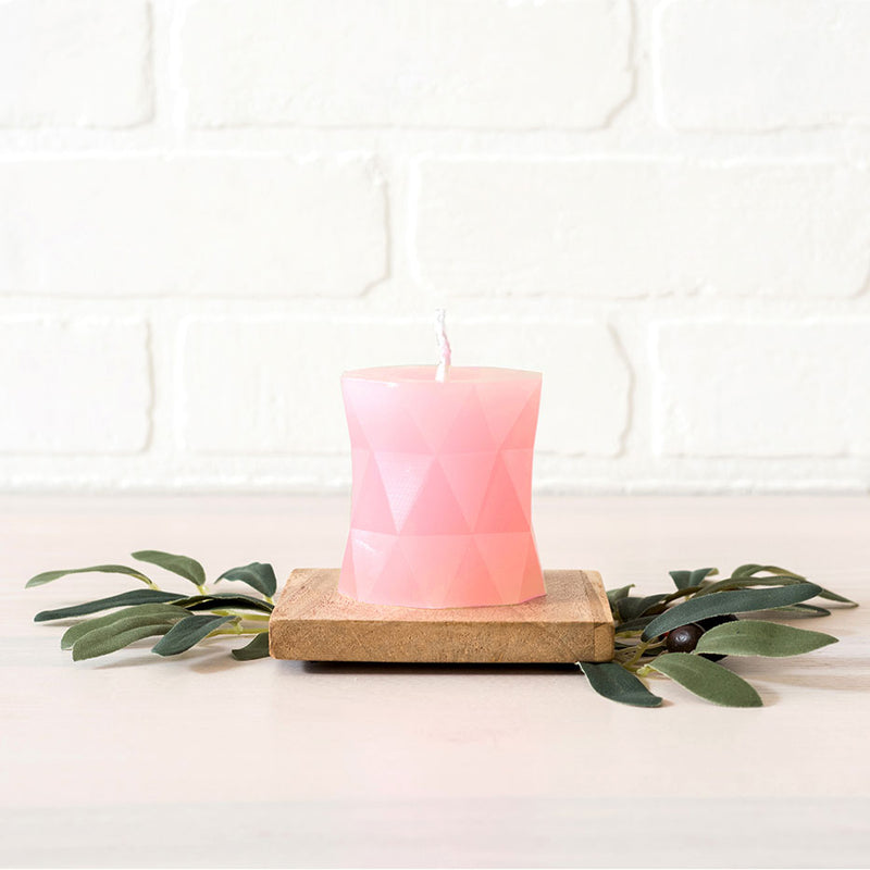 Wick Candle Mold Geometric - Molde Geométrico - WRMK