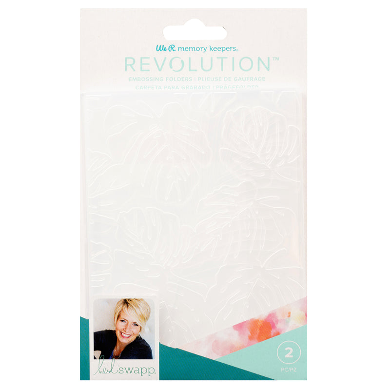 Embossing folder - folder de estampado HS - WRMK