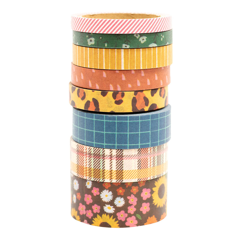 Late Afternoon - Washi Tape - Amy Tangerine