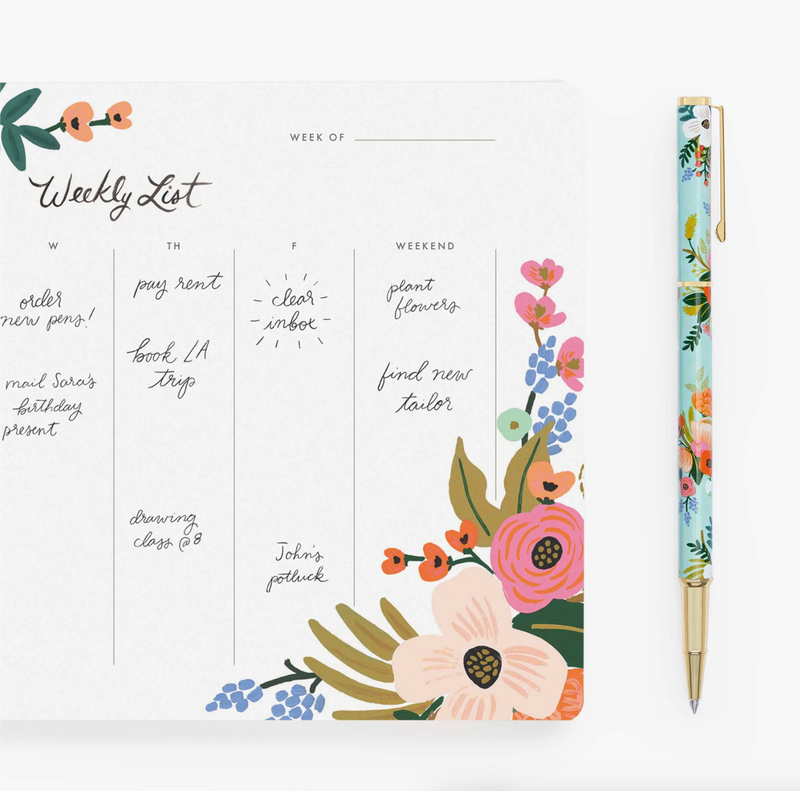 Lively Floral Pen - Boligrafo - Rifle Paper Co