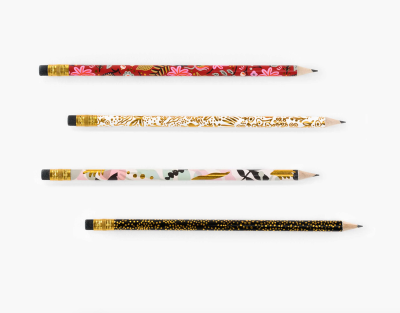 Modernist Pencil Set - Lapices - Rifle Paper Co