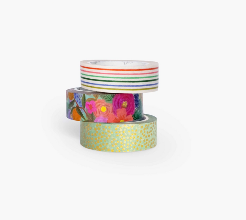 Garden Party Paper Tape - Washi Tape (10 metros) - Rifle Paper Co