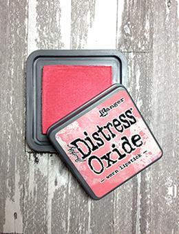 Distress Oxide - Worn Lipstick - Ranger
