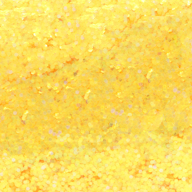Yellow - Chunky Glitter 10 oz - WRMK