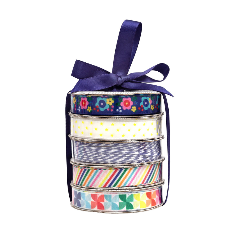 Premium Ribbon Spool Cheerful - Carrete de cinta - AC