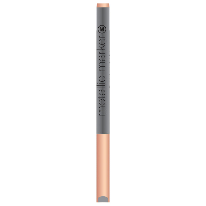 Rose Gold Metallic Marker  - (M) - AC
