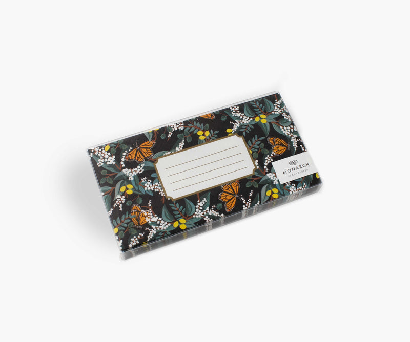 Set de 25 Sobres - Monarca - Rifle Paper Co