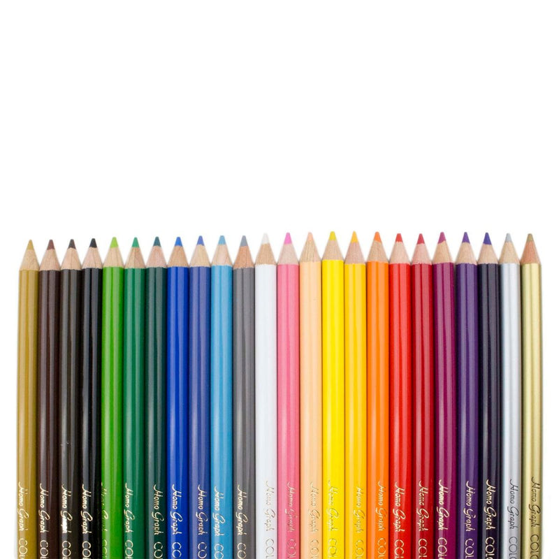 1500 Series Lapices de Colores - 24pc Set - Tombow