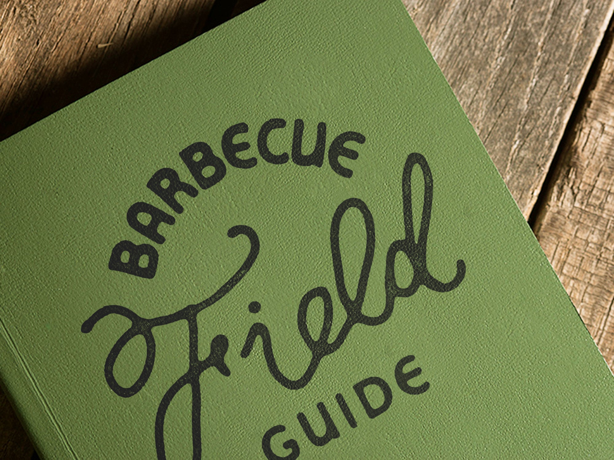 THE BBQ FIELD GUIDE