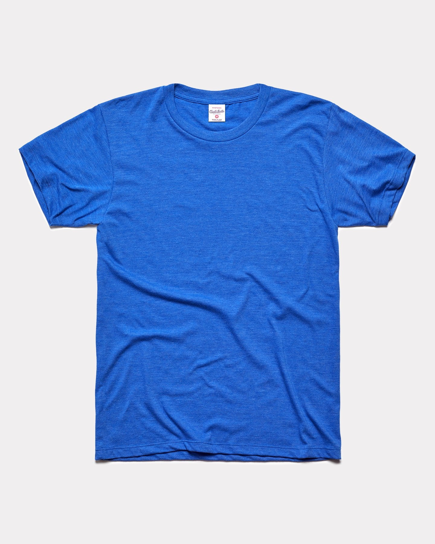 Royal Blue Unisex Essentials Collection Vintage T-Shirt