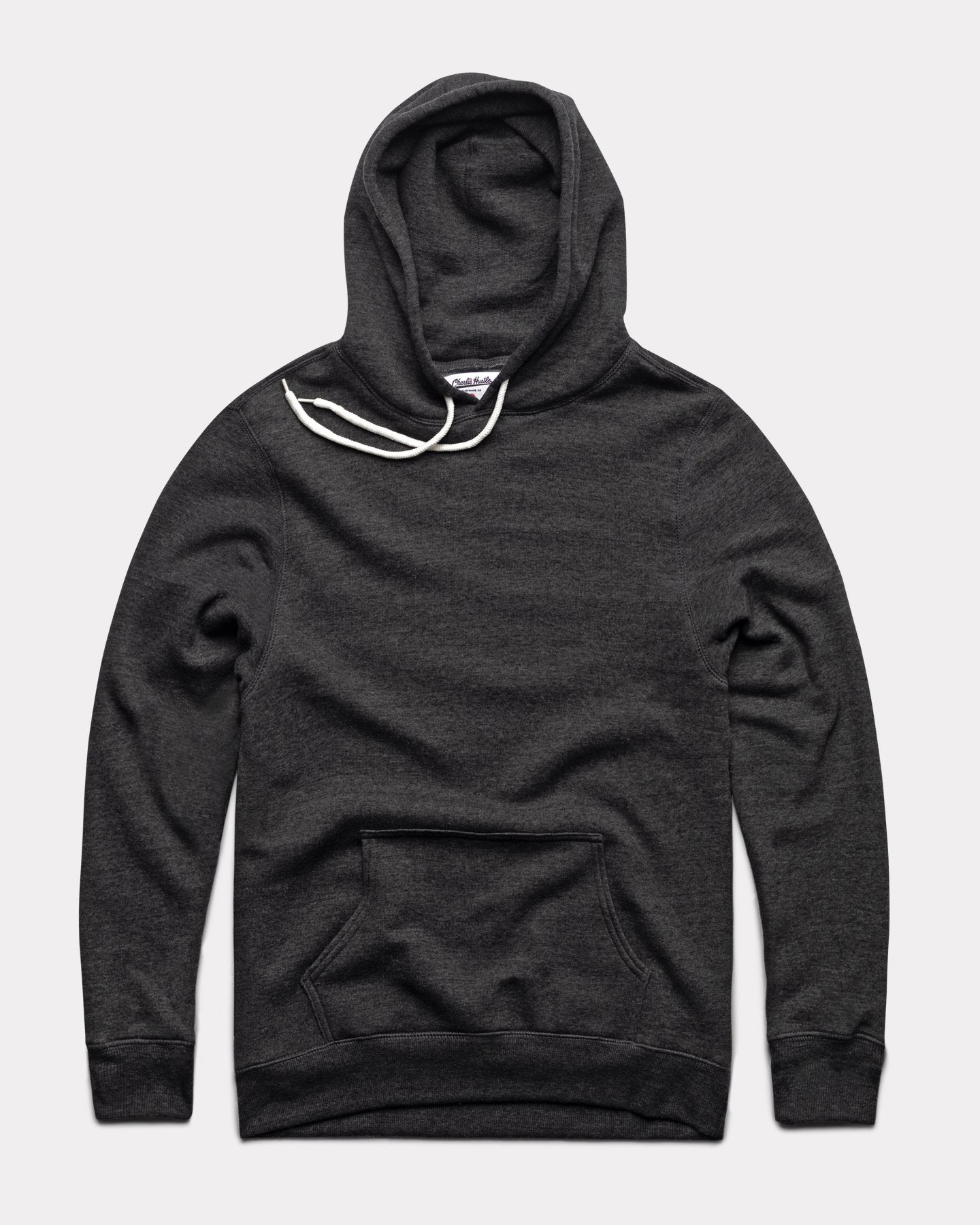 Black Essentials Collection Hooded Sweatshirt