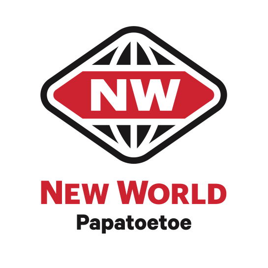 The Giving Store - Sponsor - New World Papatoetoe