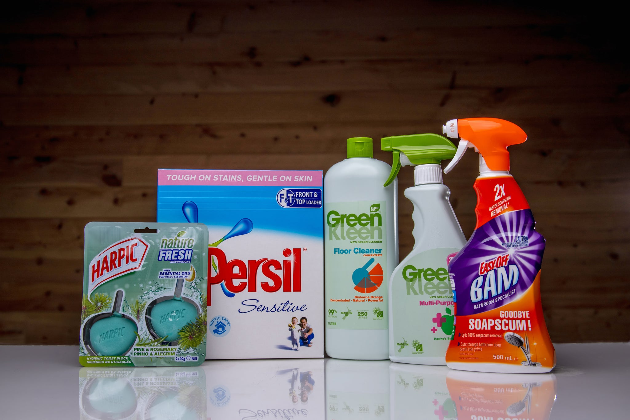 The Giving Store - Cleaning Essentials Pack