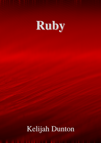 Ruby (2018) For Wind Ensemble (PDF Parts)