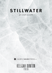 Stillwater (2019) For Wind Ensemble (PDF Score)