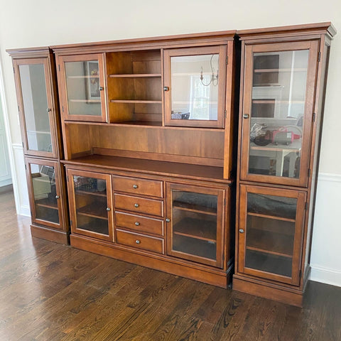 Before wall unit