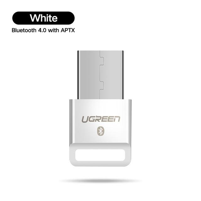 ▷USB Bluetooth Dongle  Ugreen adaptador 4,0 para ordenador, altavoz, ratón inalámbrico Bluetooth, música, Audio receptor transmisor✅ - Mar Popular Store