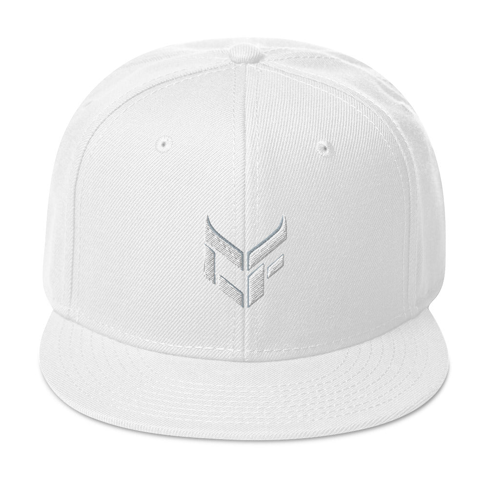 Limited Edition Whiteout Snapback