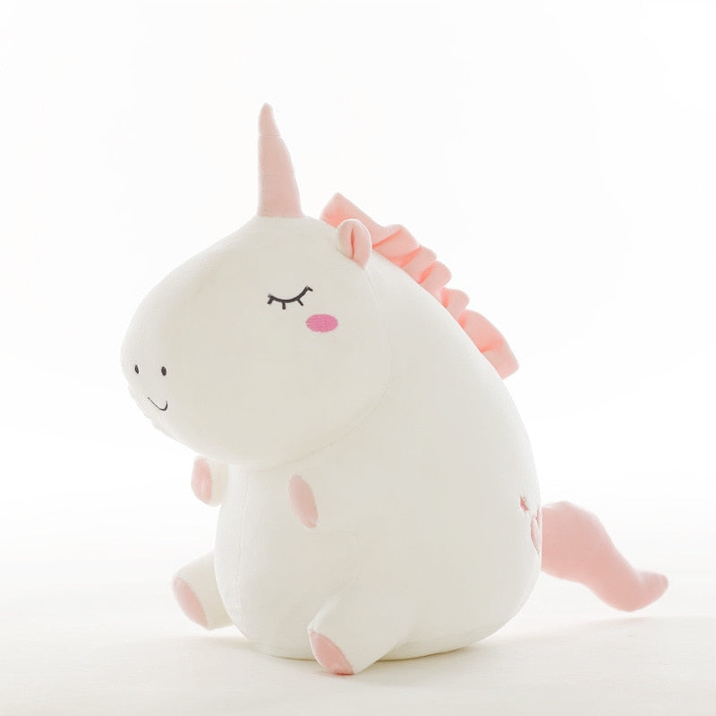 25cm Cute Unicorn Plush Doll Toy Stuffed &Plush Animal Baby