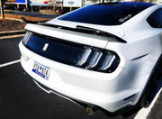 2018 Mustang Style Clear Taillight