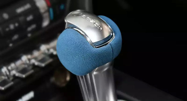2015-2020 Mustang Alcantara Gear Shift Knob Trim