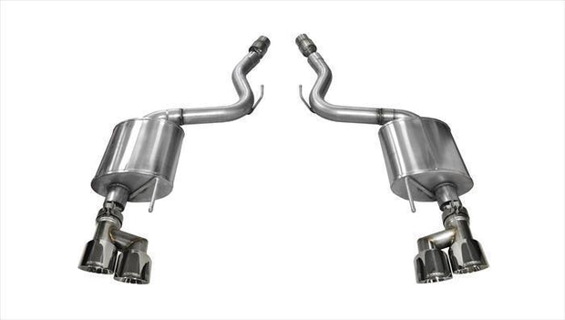 2015-2017 Mustang Corsa Dual Tip Exhaust Kits