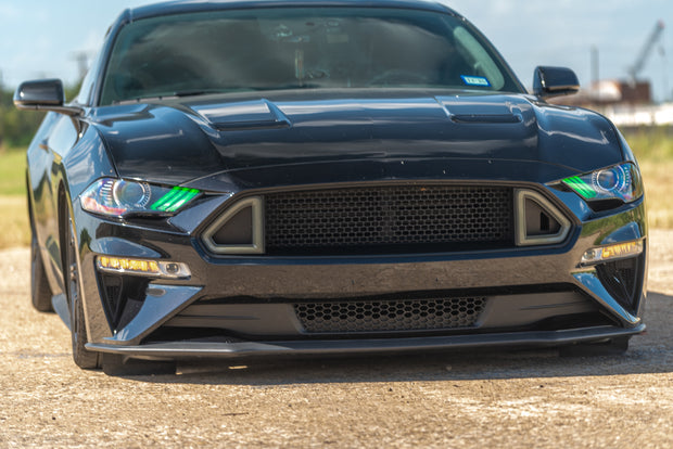 2018+ Mustang RGBW Headlight