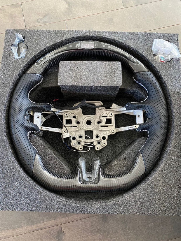 Custom Steering Wheel