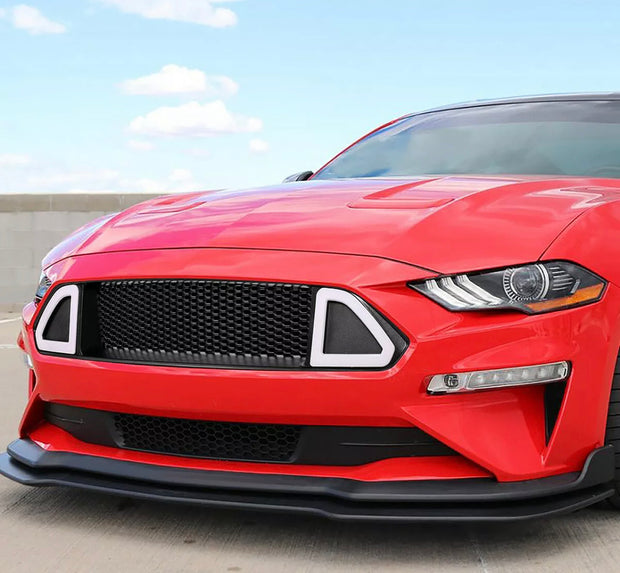 2018+ Mustang Led Grille
