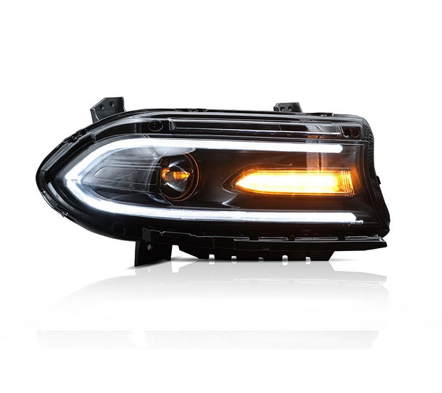 2015+ Charger Headlight RGBW
