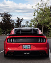 2018 Mustang Style Smoked Taillight