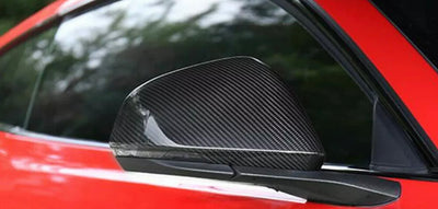 2015-2020 Mustang Carbon Fiber Mirror Cover