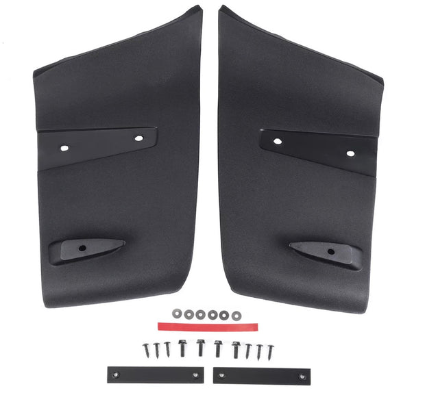 18+ Rear Valence Air Foil Kit (Roush Style)