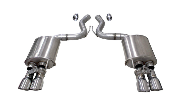 2018-2020 Mustang Corsa Valved Exhaust Kits