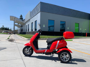 ZOOM USA 3 WHEEL ELECTRIC SCOOTER $1899