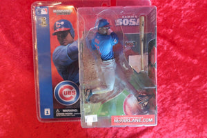 Sammy Sosa McFarlane MLB Series 1 Baseball Figure