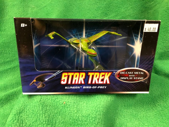 Star Trek: Klingon Bird of Prey Spaceship