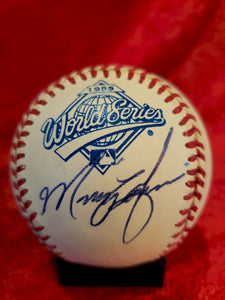 Marquis Grissom Guaranteed Authentic Autographed Baseball