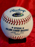 Torii Hunter Certified Authentic Autographed Baseball
