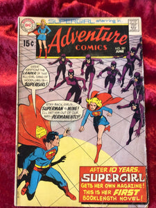 Adventure Comics #381 1969 Comic Book