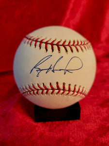 Ryan Howard Certified Authentic Autographed Baseball