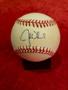 John Olerud Guaranteed Authentic Autographed Baseball