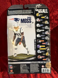 Randy Moss McFarlane NFL 2008 Football Figure