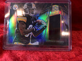 Antonio Brown Steelers Certified Authentic Autographed Football Shadowbox